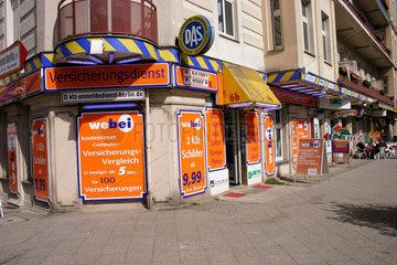 KFZ - Versicherunganbieter