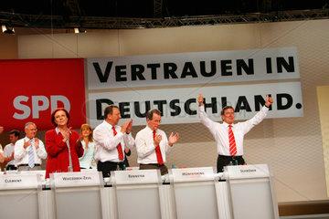 Berlin - SPD Wahlparteitag