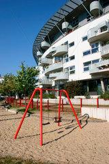 Kinderspielplatz in Alt Stralau