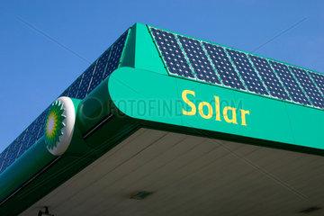 BP und Photovoltaik