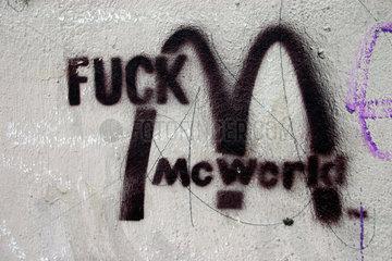 Fuck Mc World