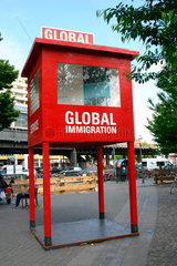 Global Immigration Service point