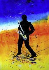 Saxophonist 3