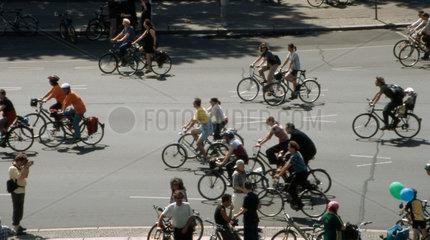 Fahrradkorso