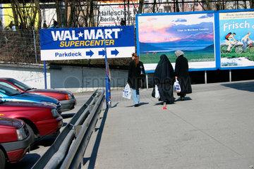 Berlin - Wal Mart Supercenter