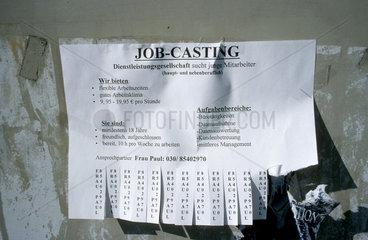 Job-Casting