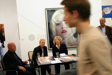 Berlin - Artforum 2005.