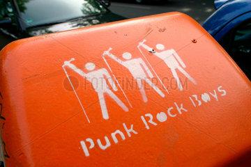 Punk Rock Boys