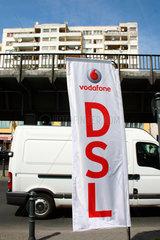 DSL Anbieter Vodafone