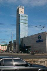 Lettland/Latvia/Riga. Einkaufzentrum in die Altstadt.
