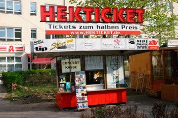Berlin - Hekticket.
