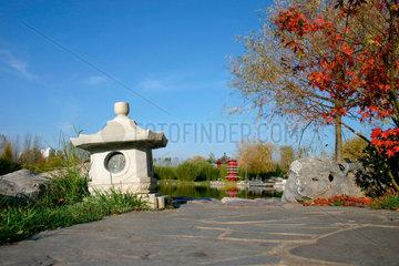 Gaerten der Welt. Chinesische Garten