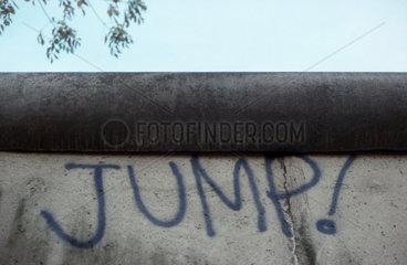 Berliner Mauer Graffiti
