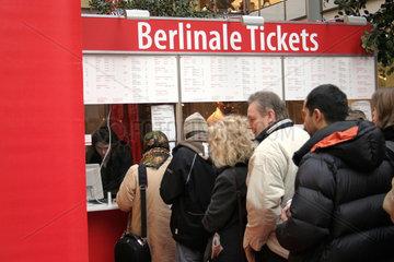 Berlinale Tickets Kasse
