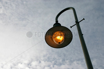 Berliner Strassenbeleuchtung