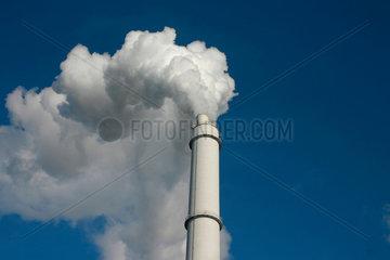 Vattenfall Emissionwolken