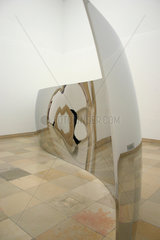 Spiegelobjekt Skulptur von Anish Kapoor