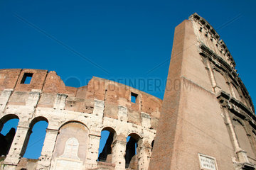 Italy  Rome. Colosseum
