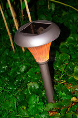Solar Gartenlampe