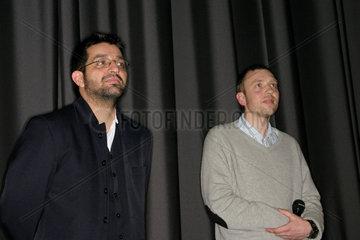 Berlinale - Ali Samadi Ahadi  Oliver Stoltz Regisseuren von Lost Children