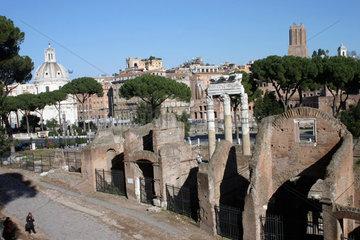 Italy  Rome - Fori Imperiali