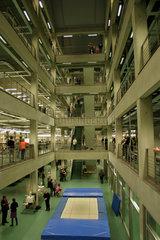 Volkswagen Universitaets Bibliothek