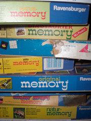 Memory Sammlung