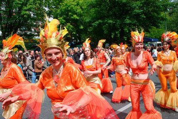 Germany. Berlin - carnival of culture