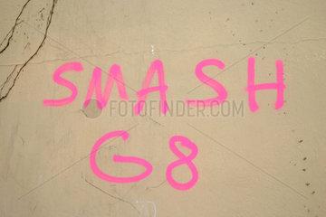 Berlin. smash G8