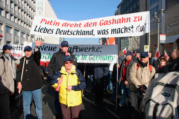Putin dreht den Gashahn zu Liebes Deutschland  was Machst du