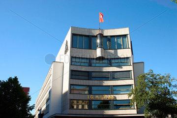 Berlin - IGM Hauptgebaeude in Kreuzberg