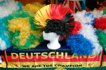Germany. Berlin - we are the champion. Fan Meile fuer die Fussball WM