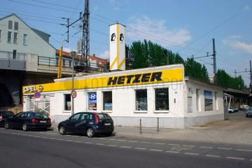 Berlin Hetzer Filiale