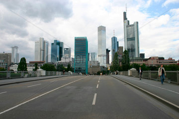 Frankfurter Finanz Distrikt