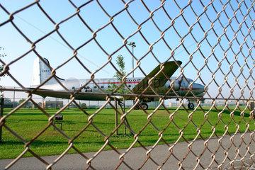 Flughafen Berlin-Tempelhof Rosinenbomber