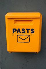 Briefkasten in Riga