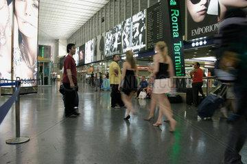Rom Termini Bahnhof