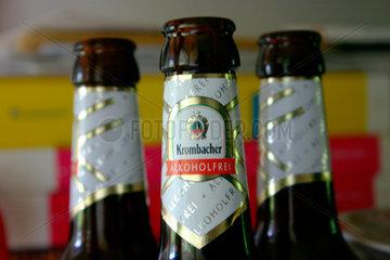 Alkoholfrei Bierflaschen