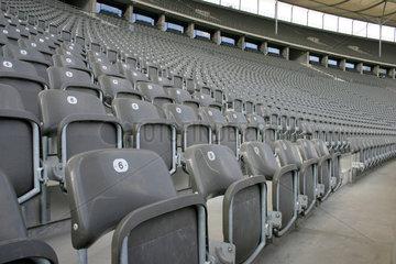 Berliner Olympiastadion.