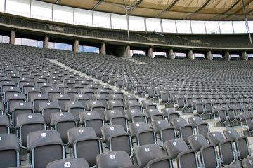 Germany. Berlin - Berliner Olympiastadion.