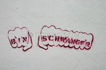 Bin Schwanger