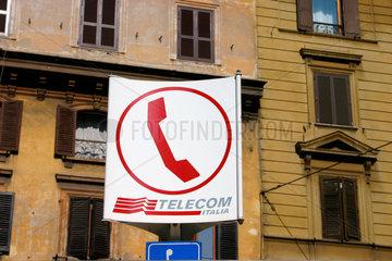 Rom. Telecom Italia