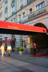 Berlin. Hotel Adlon