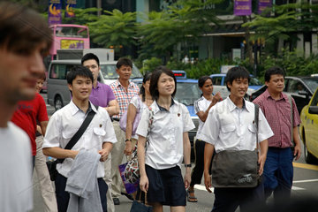 Singapur  Orchard Road