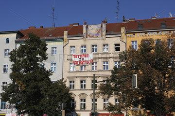 Mieter Proteste in Berlin