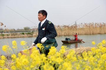 CHINA-JIANGSU-POSTMAN (CN)