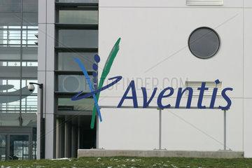 Hauptsitz der Aventis Pharma S.A. in Strasbourg