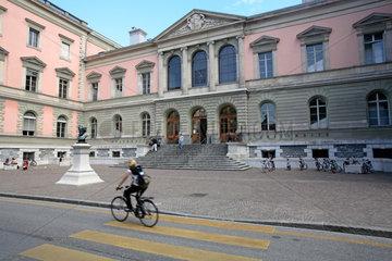 Schweiz  Genf  Universitaet
