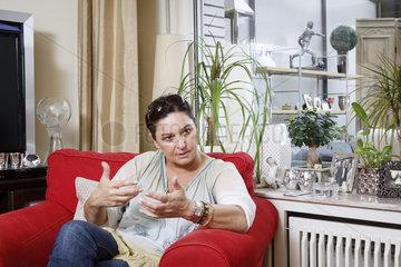 Bettina Michel  Tochter von Rudi Assauer