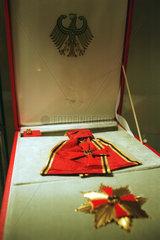 Exemplar eines Bundesverdienstkreuzes